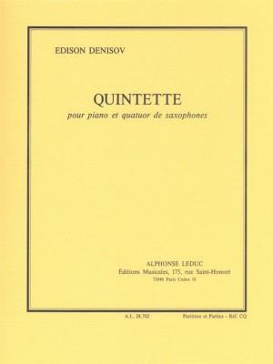 Edison Denisov: Quintette