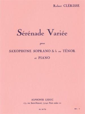 Robert Clerisse: Serenade Variee Product Image