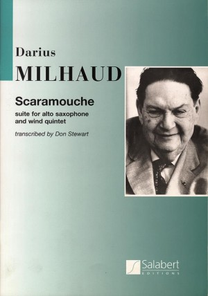 Milhaud: Scaramouche Op.165