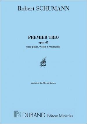 Schumann: Trio No.1, Op.63