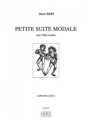 Bert: Petite Suite Modale