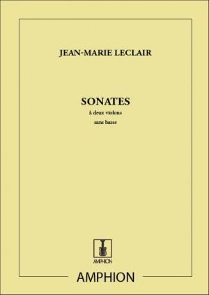 Leclair: 6 Sonates