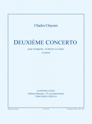 Charles Chaynes: Concert 02.