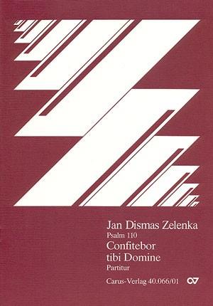 Zelenka: Confitebor tibi Domine (ZWV 71; c-Moll)