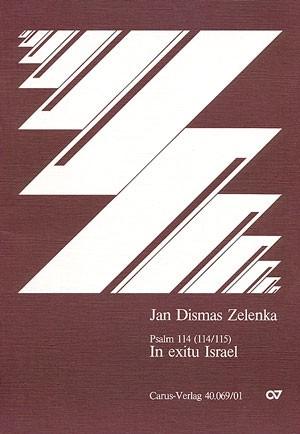 Zelenka: In exitu Israel (ZWV 84; g-Moll)