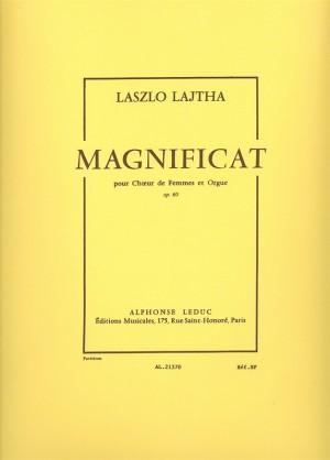 Laszlo Lajtha: Laszlo Lajtha: Magnificat Op.60