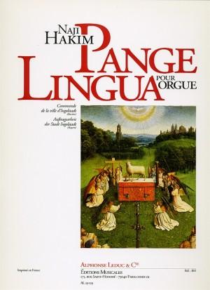 Hakim: Pange Lingua