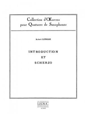Robert Clerisse: Robert Clerisse: Introduction et Scherzo