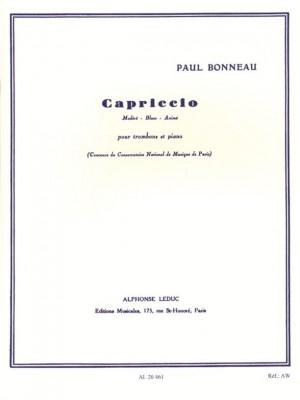 Bonneau: Capriccio