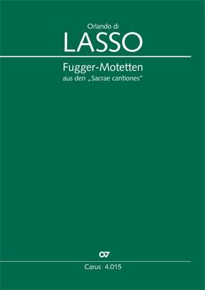 Lasso: Fugger-Motetten