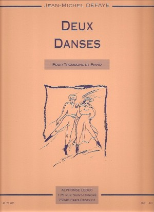 Jean-Michel Defaye: 2 Dances