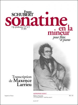 Franz Schubert: Sonatina Op.posth.137, No.2 in a minor