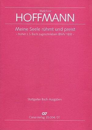 Hoffmann: Meine Seele rühmt und preist