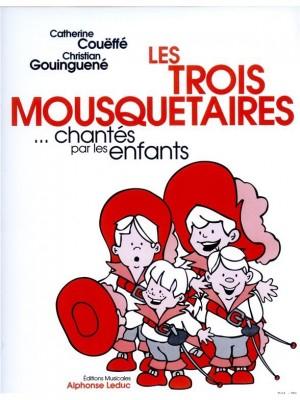 Catherine Coueffe: Les Trois Mousquetaires