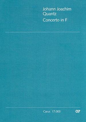 Concerto per Flauto in F (QV 5:162; F-Dur)