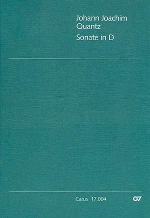 Sonate in D (QV 1:44; D-Dur)