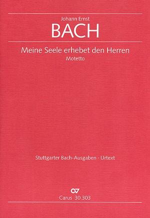 Bach, JE: Deutsches Magnificat (c-Moll)
