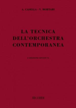Casella: La Tecnica dell'Orchestra contemporanea