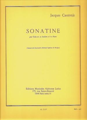 Jacques Castérède: Sonatine