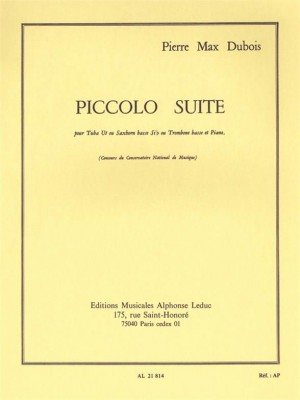 Pierre-Max Dubois: Piccolo Suite