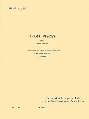 Alain: 3 Pieces