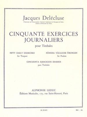 Jacques Delécluse: 50 Exercices Journaliers