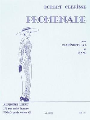 Robert Clerisse: Promenade Product Image