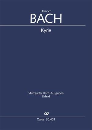 Bach, H: Kyrie