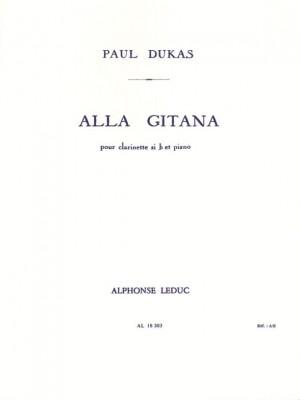 Paul Dukas: Alla Gitana