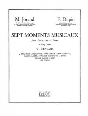 Marcel Jorand: 7 Moments musicaux Vol.5 - Duetto des Hirondelles