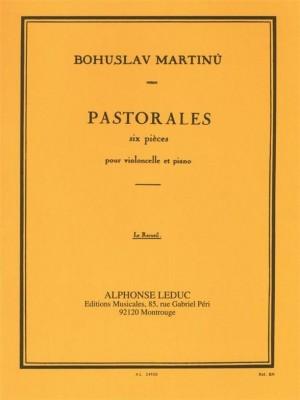 Bohuslav Martinu: Six Pastorales H190