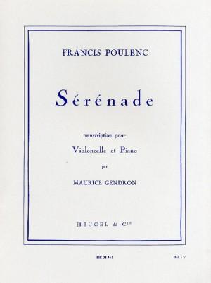 Francis Poulenc: Sérénade