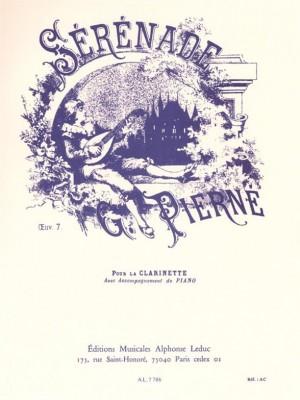 Gabriel Pierné: Sérénade Op.7
