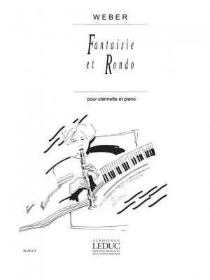 Carl Maria von Weber: Fantaisie Et Rondo Product Image