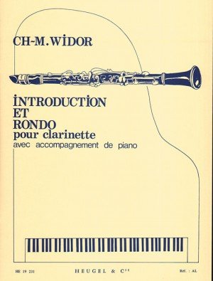 Charles-Marie Widor: Introduction et Rondo
