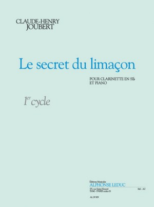 Joubert: Secret Du Limacon