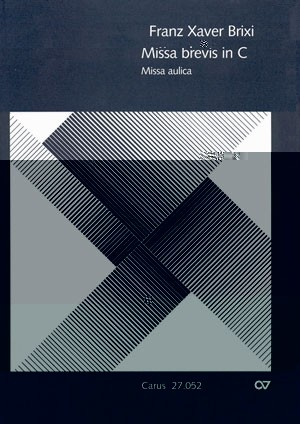Brixi: Missa brevis in C