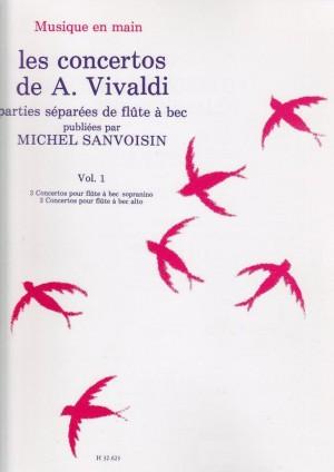 Vivaldi Concertos Vol 1