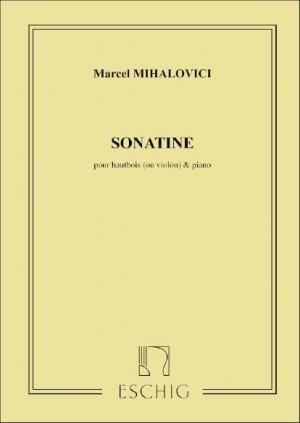 Mihalovici: Sonatine Op.13