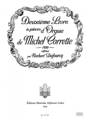 Corrette: Pieces D'Orgue 2