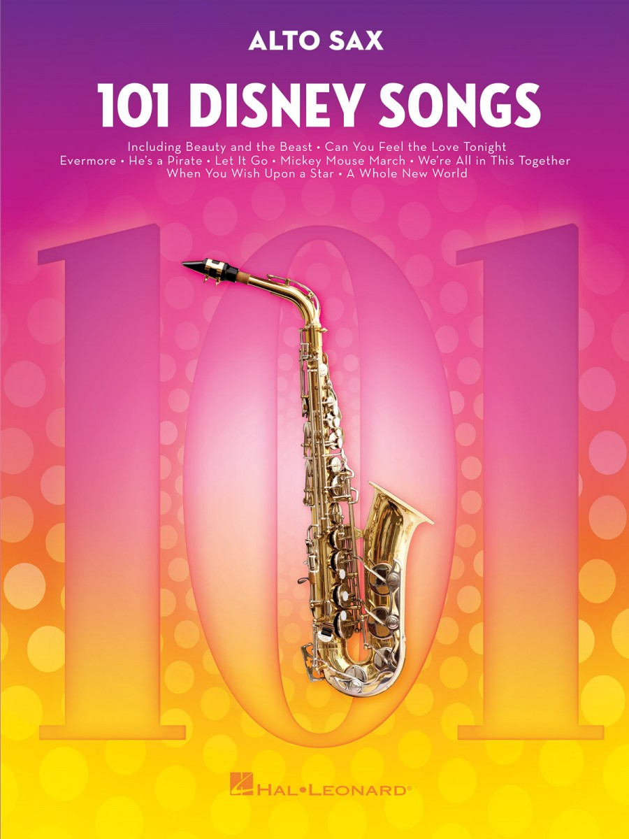 101 Disney Songs   Presto Sheet Music