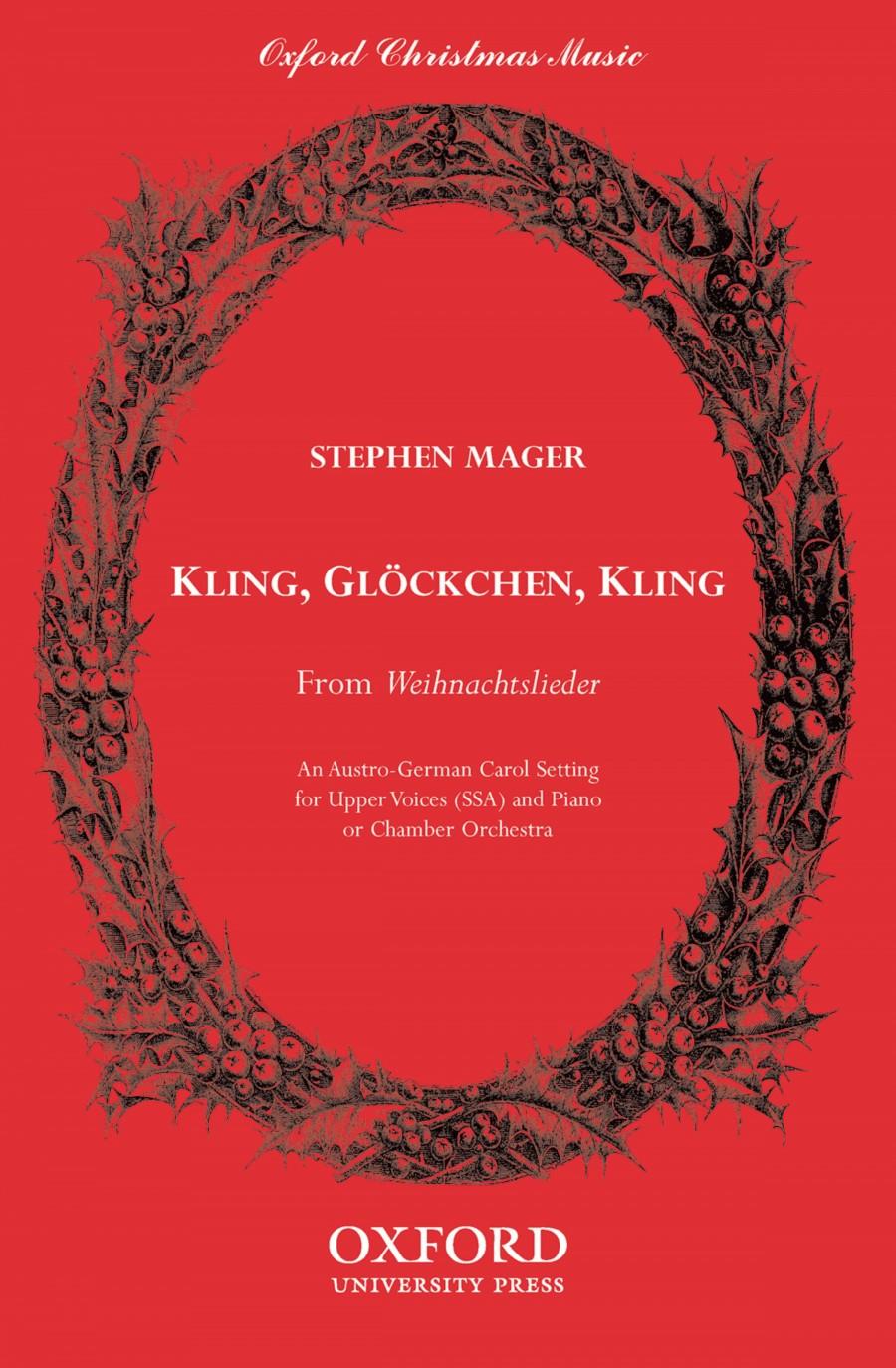 Cool Kling Glöckchen Galerie Von Mager: Kling, Glöckchen, Product Image