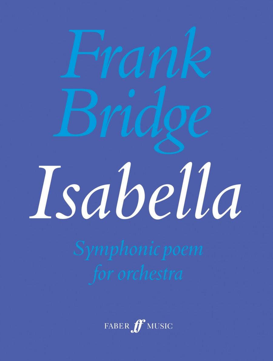 Frank Bridge: Isabella | Presto Sheet Music