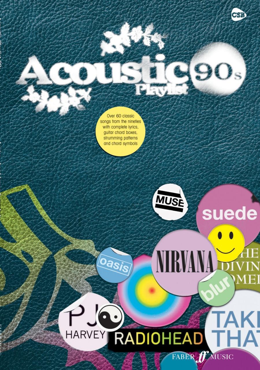 Acoustic Playlist: The 90s (chord sngbk) | Presto Sheet Music