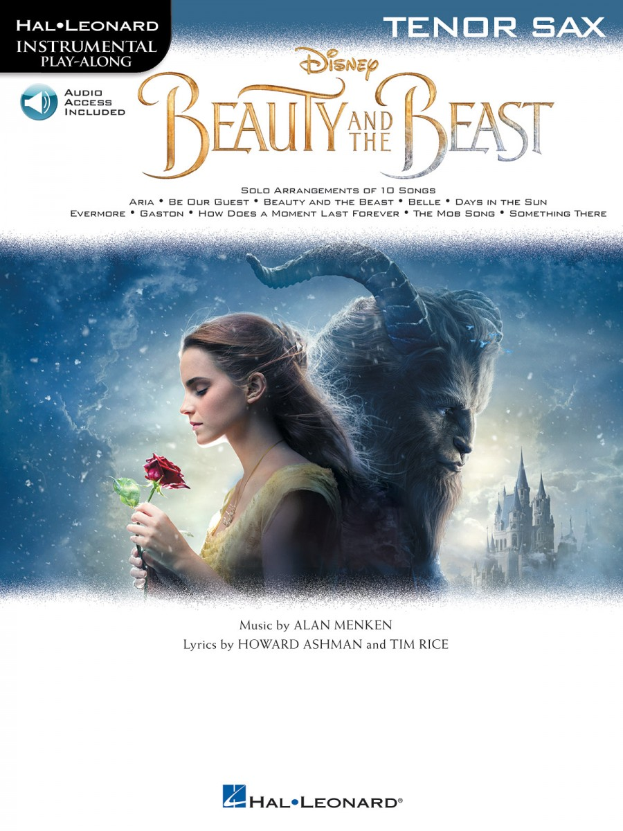 Beauty and the Beast - Tenor Saxophone | Presto Sheet Music