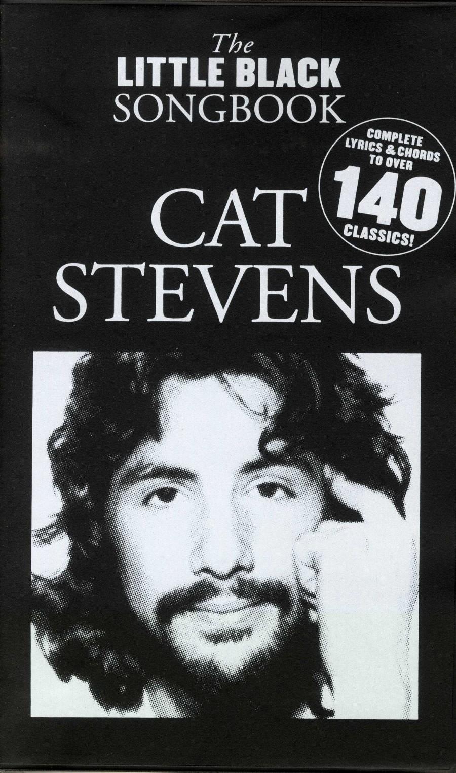 The Little Black Songbook Cat Stevens Presto Sheet Music