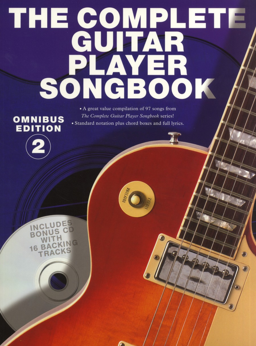 The Complete Guitar Player Songbook Omnibus Edition Book 2