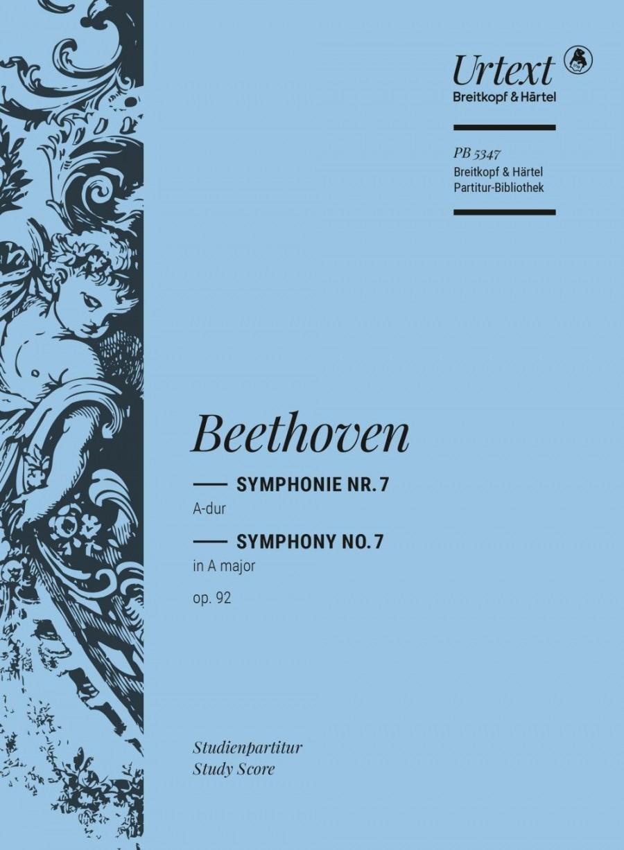 Beethoven, L v: Symphony No  7 in A major Op  92 op  92 | Presto