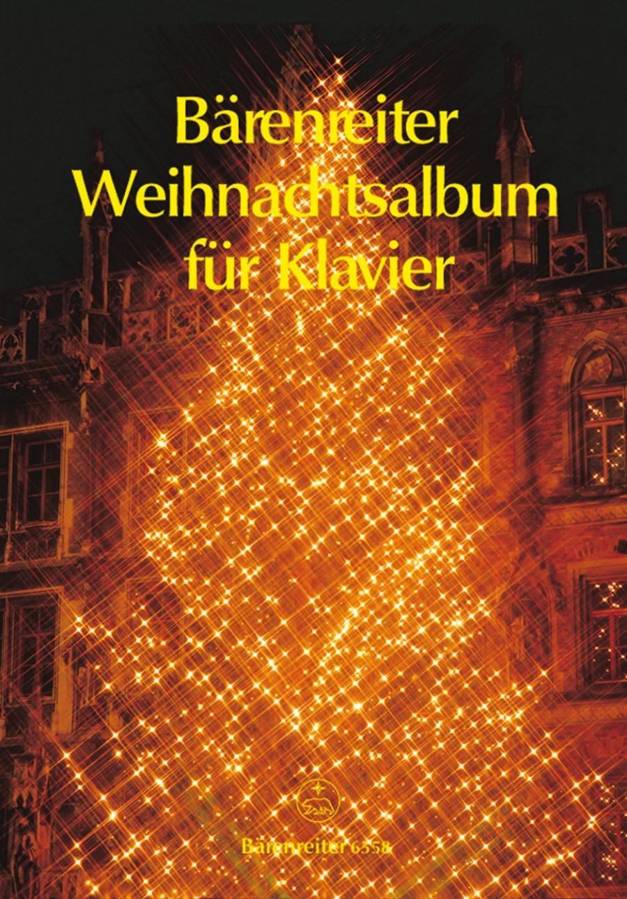 toepel m christmas album for piano german christmas songs product image - German Christmas Music