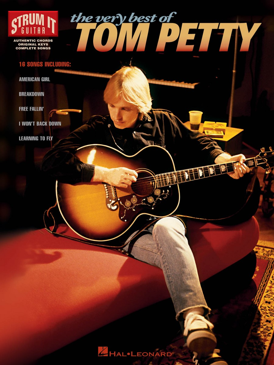 The Very Best Of Tom Petty Strum It Guitar Presto Sheet Music